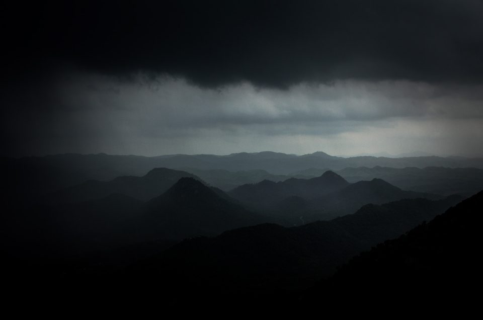 Photo of the day – Monsoon