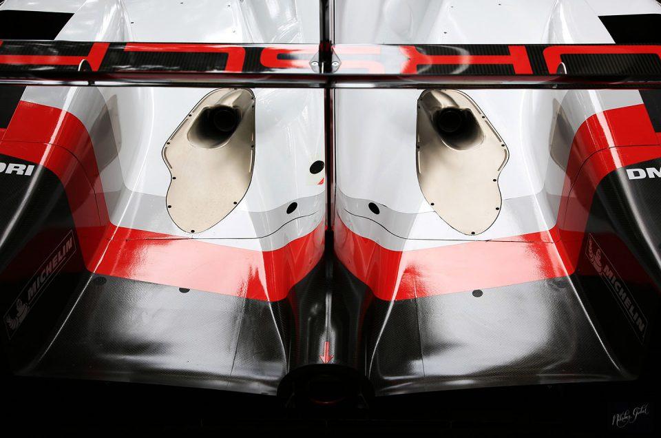 2017 Porsche 919 Hybrid LMP1