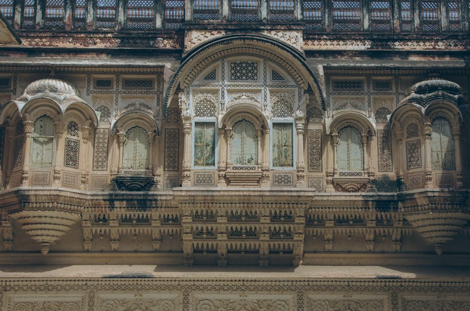 Zenana Mahal – Mehrangarh Fort